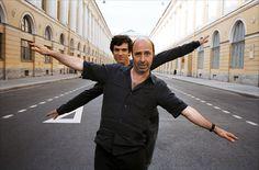 Cédric Klapish & Romain Duris  - Les Poupées Russes