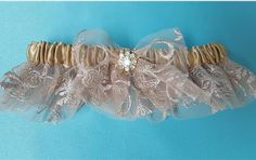 Stop by and order this gorgeous garter at Sandra D's Bridal.