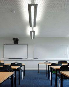 Yarm School, Stockton-on-Tees - High Technology Lighting Project - School Lighting