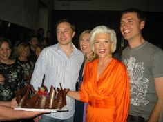 Maye Musk - 4 yrs ago at her birthday bash coordinated and hosted by her 3 children, Elon,Tosca, and Kimbal at an upscale restaurant in Nolita, NYC. Maye Musk, Upscale Restaurants, 3 Kids, Children, Square Roots, Elon Musk, Nyc, Actors, Gray Hair