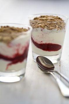 Slimming yoghurt recipe - YUM!