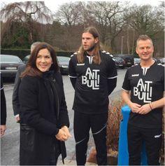 Danish Royal Family! — hkhkronprinsessemary: 07/01/2017 - HRH The...