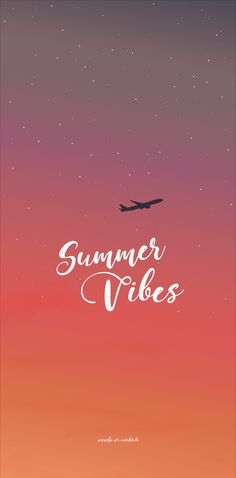 Summer wallpaper - SUMMER VIBES - Here is what to dress your smartphone for the summer! A wallpaper that breathes the holidays with a - Good Vibes Wallpaper, 2k Wallpaper, Iphone Wallpaper Vsco, Summer Wallpaper, Orange Wallpaper, Dark Iphone Backgrounds, Cute Wallpaper Backgrounds, Wallpaper Quotes, Smartphone Hacks