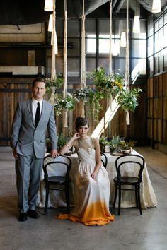 Live Plants as Wedding Decor & Favors: Organic, Sustainable, Beautiful – International Wedding Magazine – Zankyou USA