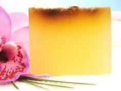 Ylang Ylang Organic Soap  Handmade Soap  by NewDawnOrganicSkin