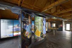 Beinn Eighe visitor centre interior