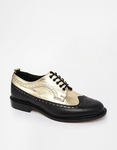 ASOS Brogue Shoes Made in England