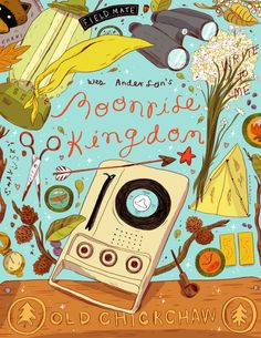 Moonrise Kingdom - Natalie Andrewson