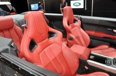 Первый в мире кроссовер–кабриолет премиум сегмента Land Rover Range Rover Evoque Convertible Concept