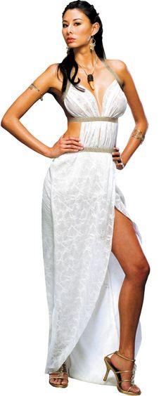 Adult 300 queen gorgo toga costumes