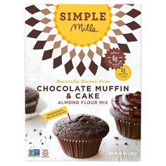 Simple Mills Chocolate Muffin