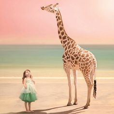 Holly Spring photo of her daughter Violet. Violet was born with one hand. Her mother celebrates her life by taking beautiful surreal photos.