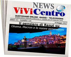 Il pensiero di Renzi su Obama, Macron e le nuove generazioni
