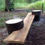 Tree Stump For Garden Art_45