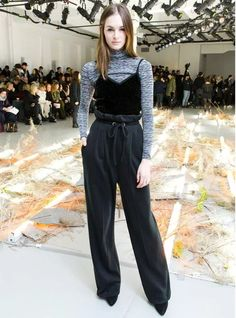 black-romper-fashion-style
