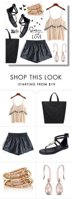 """SheIn 6. / IV"" by amra-sarajlic ❤ liked on Polyvore featuring SPINELLI KILCOLLIN, Sheinside and shein"