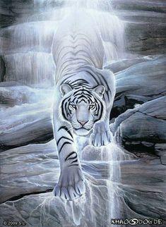 White tiger in white light Tier Wallpaper, Animal Wallpaper, Wallpaper Desktop, Mobile Wallpaper, Beautiful Cats, Animals Beautiful, Cute Animals, Wild Animals, Baby Animals