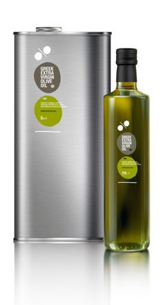 ♂ Creative Packaging Design - byMousegraphicsfor 100% Greek Olive Oi