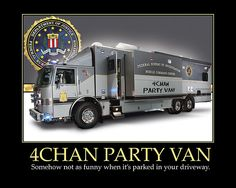 """How one site beat back botnets, spammers, and the """"4chan party van"""""""