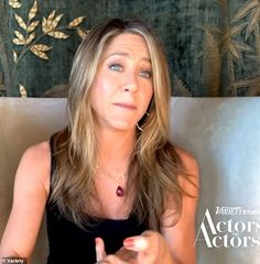 Jennifer Aniston and Lisa Kudrow reminisce about Friends   Daily Mail Online Jennifer Aniston Style, Lisa, Interview, Actors, Instagram Posts, How To Wear, Mail Online, Daily Mail, June