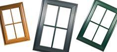 Farebné okná sú v cene bielych?