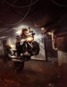 Shadowrun: Undershadows by tikos on DeviantArt