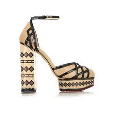 Charlotte Olympia Ay Caramba! Pumps SS 2015 | Shoes