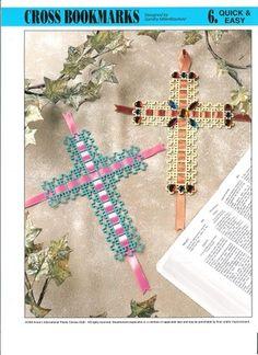 Cross Bookmarks 1/2