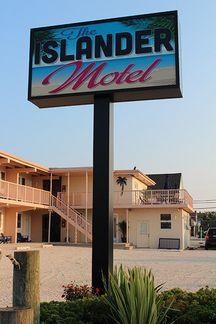 The Islander Motel, Ship Bottom New Jersey's Family Motel Located 1 Block From The Beach & 2 Blocks To The Bay!