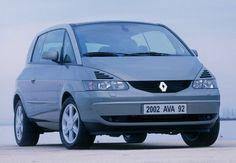 Renault Avantime - 2001/2003 ✏✏✏✏✏✏✏✏✏✏✏✏✏✏✏✏ IDEE CADEAU / CUTE GIFT IDEA  ☞ http://gabyfeeriefr.tumblr.com/archive ✏✏✏✏✏✏✏✏✏✏✏✏✏✏✏✏