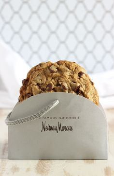 The Very Best Neiman Marcus Chocolate Chip Cookies- really good!! I added 1/2 cup pecans. It made 24 smaller cookies (size of cookie scoop) and baked for 15 minutes.