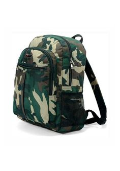Benzi Classic Jungle Army Style Camouflage Backpack Rucksack Boys Girls Men or for sale Military Men, Military Fashion, Mens Fashion, Military Style, Guys And Girls, Boy Or Girl, Boys, Rucksack Backpack, Messenger Bag