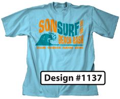Son Surf VBS - makes me want to hit the waves!