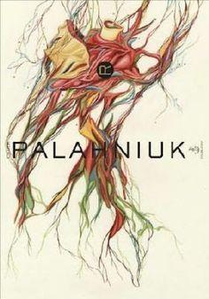 Fantástico libro de Palahniuk y fantástica portada.