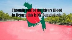 """Through One of the Rivers Blood in Return this is My Bangladesh 