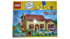 The first Lego Simpsons set is their house and it's awesome
