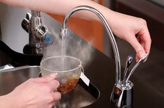 Taps that provide boiling water are very energy saving and efficient (lwk-home,2013)