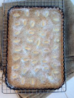 Torta malagueña de anís y aceite. Brownie Recipes, Cake Recipes, Dessert Recipes, Desserts, Pan Dulce, Mexican Cooking, Sweet Tarts, Sweet And Salty, Sweet Bread