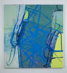 AMY SILLMAN, PAINTING, ART