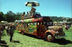 Trip of a lifetime: Ken Kesey, LSD, the Merry Pranksters and the birth of psychedelia Ken Kesey, Woodstock Festival, Hippie Life, Hippie Style, Beat Generation, Menlo Park, New Bus, University Of Oregon, Retro Aesthetic