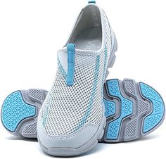 Amazon.com | Viakix Water Shoes for Women - Ultra Comfort, Quality, Style - Swim, Pool, Aqua, Beach, Boat | Water Shoes