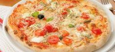 Pizza au son d'avoine