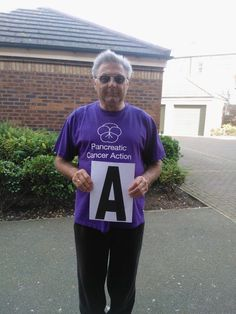 Day 12 - A is for Alarm Bells   We need to get alarm bells ringing for both the public and medical community if symptoms of pancreatic cancer are being experienced. Stewart, a survivor, has told us that he experienced classic symptoms of pancreatic cancer - jaundice, pale stools, dark urine and very itchy skin (classic symptom of jaundice) - and he was diagnosed with gallstones by his GP. He was eventually diagnosed in A & E with pancreatic cancer. #pancreaticcancer #awarenessmonth #PCAction