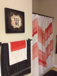Bathroom Decor Target Curtain Towels And Art