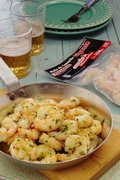 Blogue com receitas variadas, muitas fotos de comida e apontamentos de viagem. Fish Recipes, Great Recipes, Favorite Recipes, Cookbook Recipes, Cooking Recipes, Healthy Recipes, Good Food, Yummy Food, Portuguese Recipes