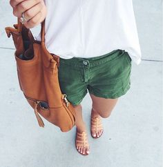 Price drop❗️Olive green shorts Shorts are new with tag, they are size M so that would be like a Offers welcome😁 Forever 21 Shorts Cargos Joie Shoes, Summer Outfits, Cute Outfits, Olive Green Shorts, So Little Time, Everyday Fashion, Spring Summer Fashion, Dress To Impress, What To Wear