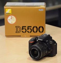 Nikon D5500 análisis, prueba y comparativa de precios