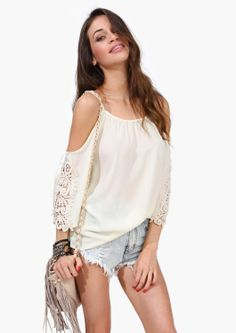Liv Off The Shoulder Top