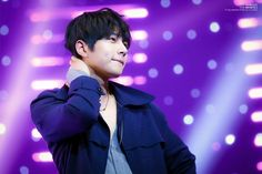 That dimple ❤ #L #Kimmyungsoo #infinite