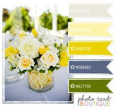Color Crush Palette · 9.12.2011 - Photo Card Boutique, LLC